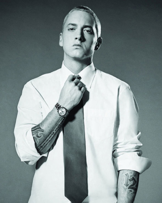 Eminem Marshall Mathers III - Obrázkek zdarma pro Nokia C-Series