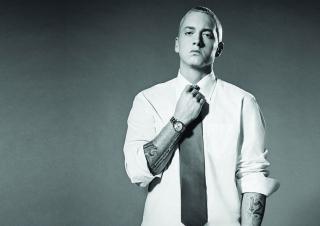 Eminem Marshall Mathers III - Obrázkek zdarma pro 800x480