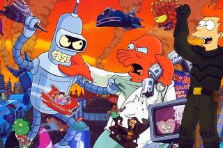 Futurama - Obrázkek zdarma pro 220x176