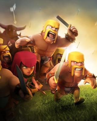 Clash of Clans - Fondos de pantalla gratis para Huawei G7300
