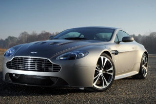 Aston Martin V8 Vantage Wallpaper for Android, iPhone and iPad