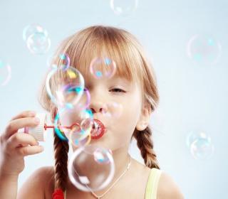 Bubble Time - Obrázkek zdarma pro 2048x2048