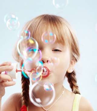 Bubble Time - Obrázkek zdarma pro Nokia X3-02