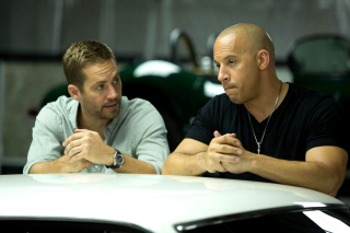 Free Paul Walker and Vin Diesel Picture for Android, iPhone and iPad