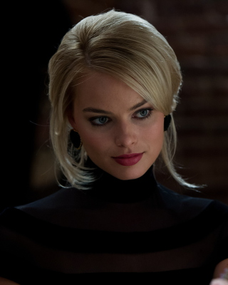 Margot Robbie - The Wolf Of Wall Street - Obrázkek zdarma pro iPhone 6 Plus