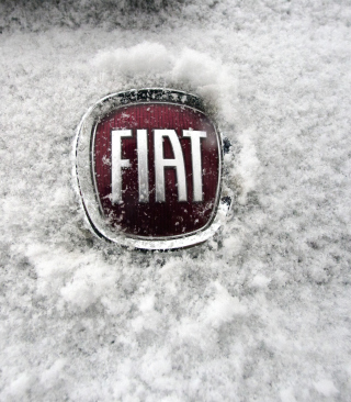 Free Fiat Car Emblem Picture for 480x854