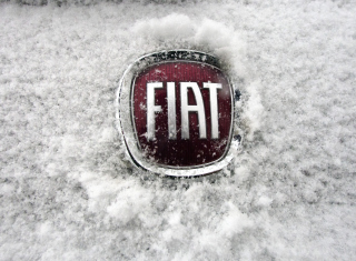 Fiat Car Emblem Wallpaper for Android, iPhone and iPad