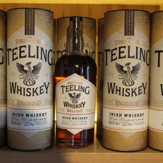 Teelings Whiskey - Obrázkek zdarma pro iPad Air