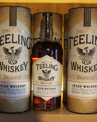 Teelings Whiskey - Obrázkek zdarma pro 240x432