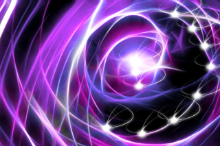 Fluorescent rays Wallpaper for Android, iPhone and iPad