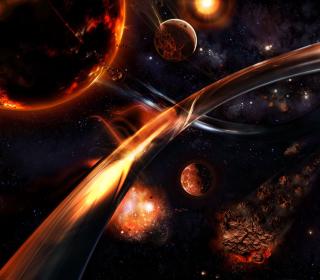 Art Galaxy - Obrázkek zdarma pro 2048x2048