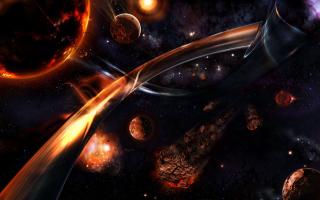 Art Galaxy - Obrázkek zdarma pro HTC Hero