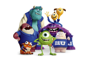 Monsters University, Oozma Kappa Students Picture for Android, iPhone and iPad