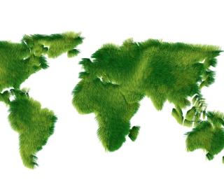 Greenpeace Symbols Recycle - Obrázkek zdarma pro 1024x1024