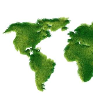Greenpeace Symbols Recycle - Obrázkek zdarma pro Nokia Asha 203