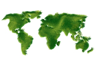 Greenpeace Symbols Recycle Background for Android, iPhone and iPad