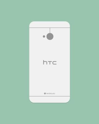 HTC One - Obrázkek zdarma pro 480x800