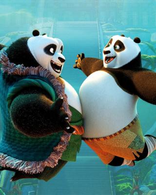 Kung Fu Panda 3 DreamWorks - Obrázkek zdarma pro Nokia C2-00