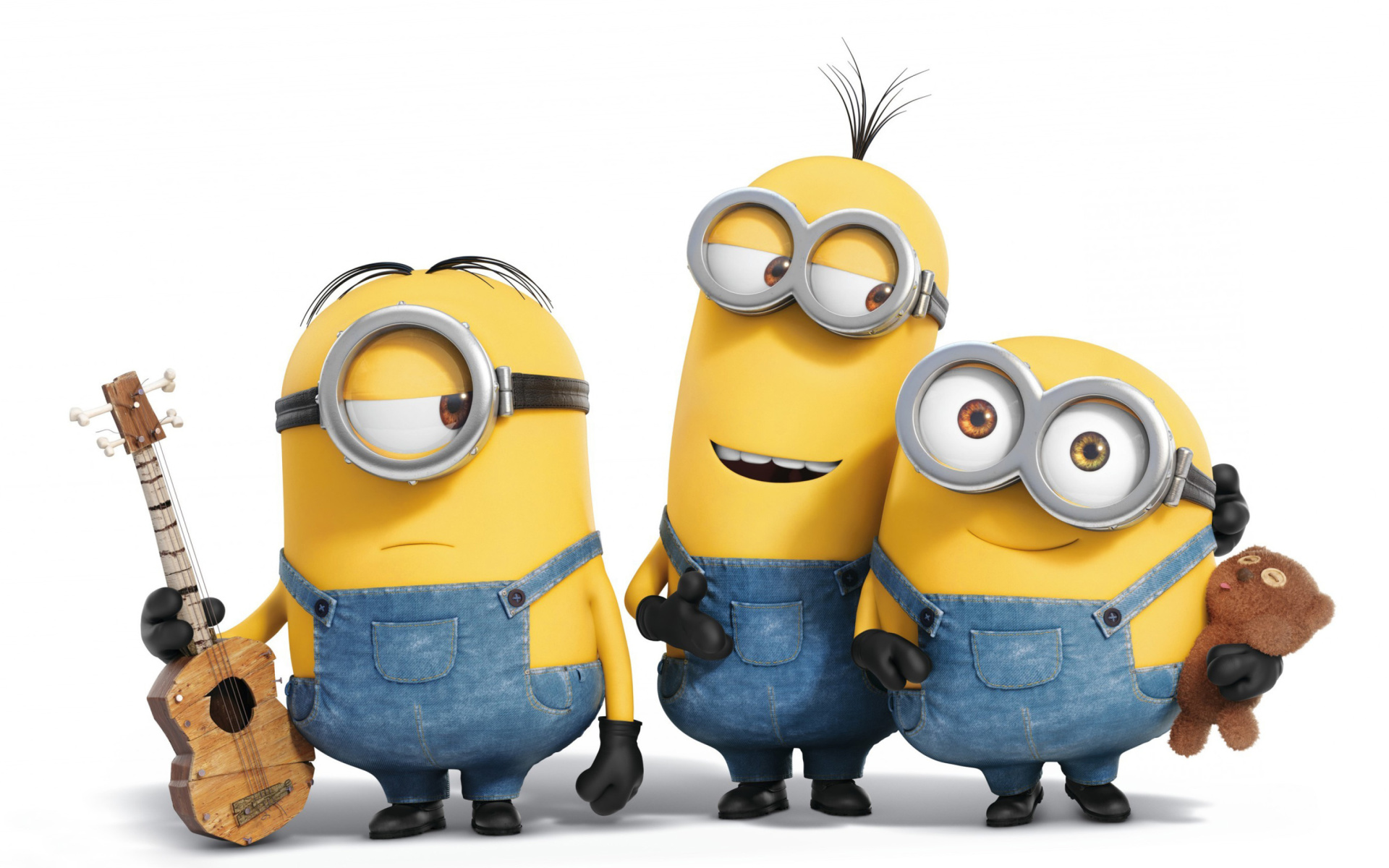 Minions Dancing wallpaper