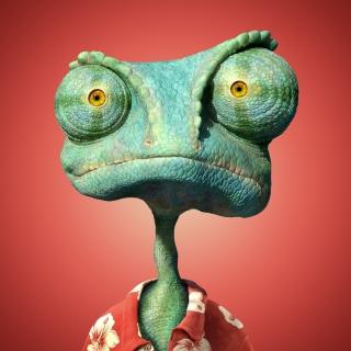 Rango Chameleon - Obrázkek zdarma pro iPad mini 2