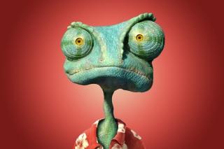 Rango Chameleon - Obrázkek zdarma pro Sony Xperia Tablet S