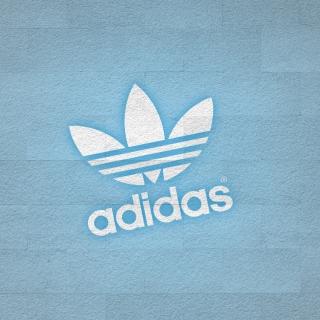Adidas Logo - Obrázkek zdarma pro iPad 3