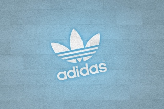 Free Adidas Logo Picture for Android, iPhone and iPad