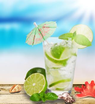 Lemon Juice - Obrázkek zdarma pro iPad Air