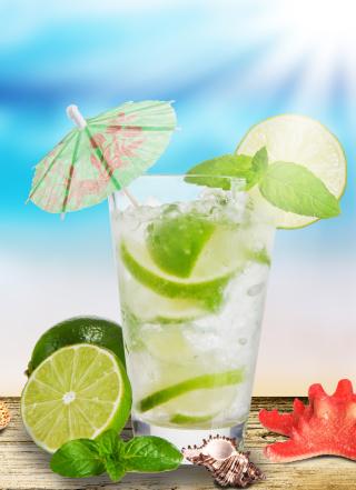 Lemon Juice - Obrázkek zdarma pro iPhone 4S