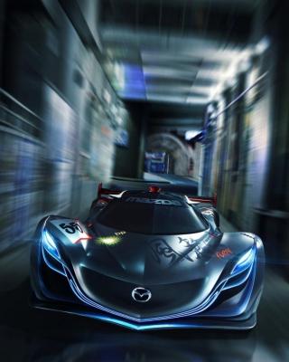 Mazda Furai - Obrázkek zdarma pro Nokia Asha 309