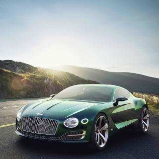Bentley EXP 10 Speed 6 Concept - Obrázkek zdarma pro iPad