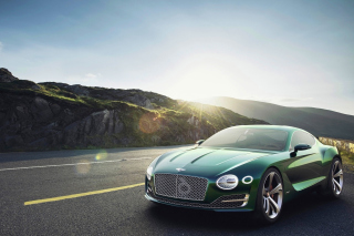 Bentley EXP 10 Speed 6 Concept - Obrázkek zdarma pro 220x176