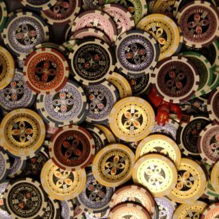 Casino Token - Obrázkek zdarma pro iPad 3