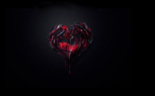 Bleeding Heart Picture for Android, iPhone and iPad
