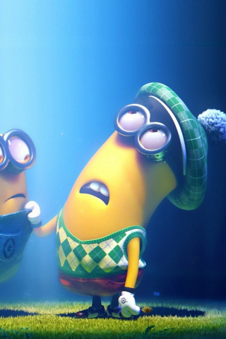 Minions wallpaper for huawei g7300 Fondos animados celular