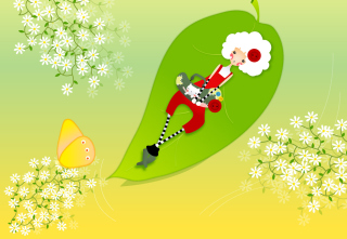 Free Dream Of Spring Picture for Android, iPhone and iPad
