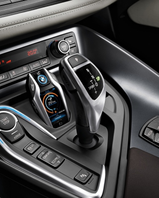 Luxury Gear Shift Stick - Obrázkek zdarma pro Nokia C2-02