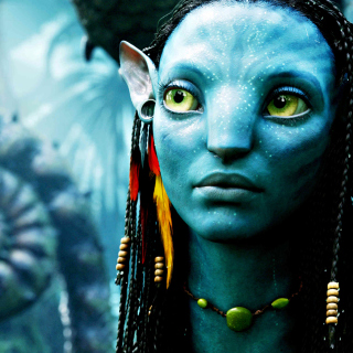 Avatar Neytiri - Obrázkek zdarma pro iPad mini