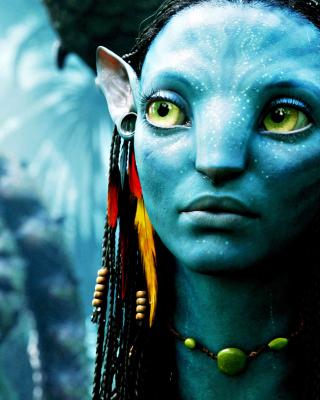Avatar Neytiri - Obrázkek zdarma pro Nokia C5-05