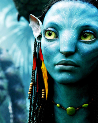 Avatar Neytiri - Obrázkek zdarma pro Nokia 5800 XpressMusic