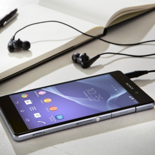 Sony Xperia Z2 - Obrázkek zdarma pro iPad 3