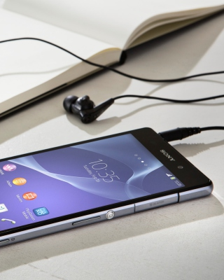 Sony Xperia Z2 - Obrázkek zdarma pro Nokia Asha 300