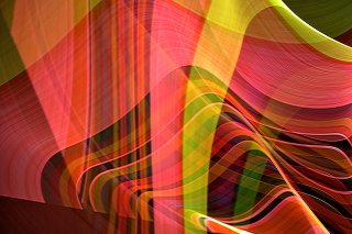 Colorful Rays Background for Android, iPhone and iPad
