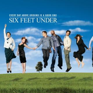 Six feet under HBO - Obrázkek zdarma pro iPad mini 2