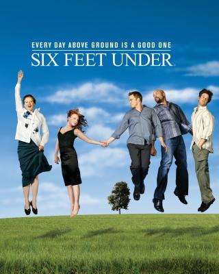 Six feet under HBO - Obrázkek zdarma pro Nokia C6-01
