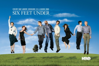 Six feet under HBO Wallpaper for Android, iPhone and iPad