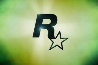 Rockstar Games Logo - Obrázkek zdarma pro Motorola DROID 2
