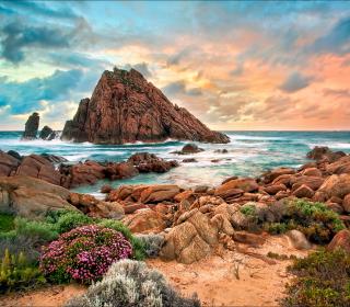 Amazing Tropical Seascape - Obrázkek zdarma pro iPad mini