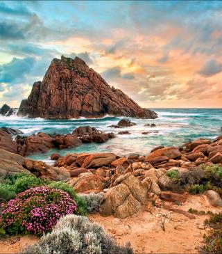 Amazing Tropical Seascape - Obrázkek zdarma pro Nokia Asha 311