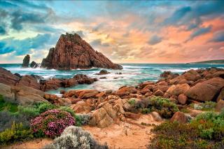 Amazing Tropical Seascape - Obrázkek zdarma pro Samsung Galaxy Tab 10.1